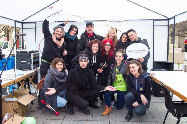 Protegido: Photocall I Marcha por la Inclusión